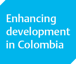 Enhancing development in Colombia